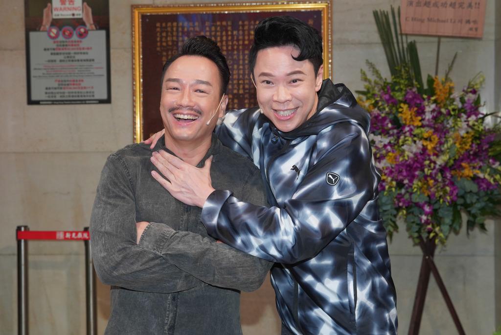 【下周五網上音樂會】陳志雲暗窒香港歌手唔肯做免費騷 王喜變身「男版文詠珊」落力宣傳