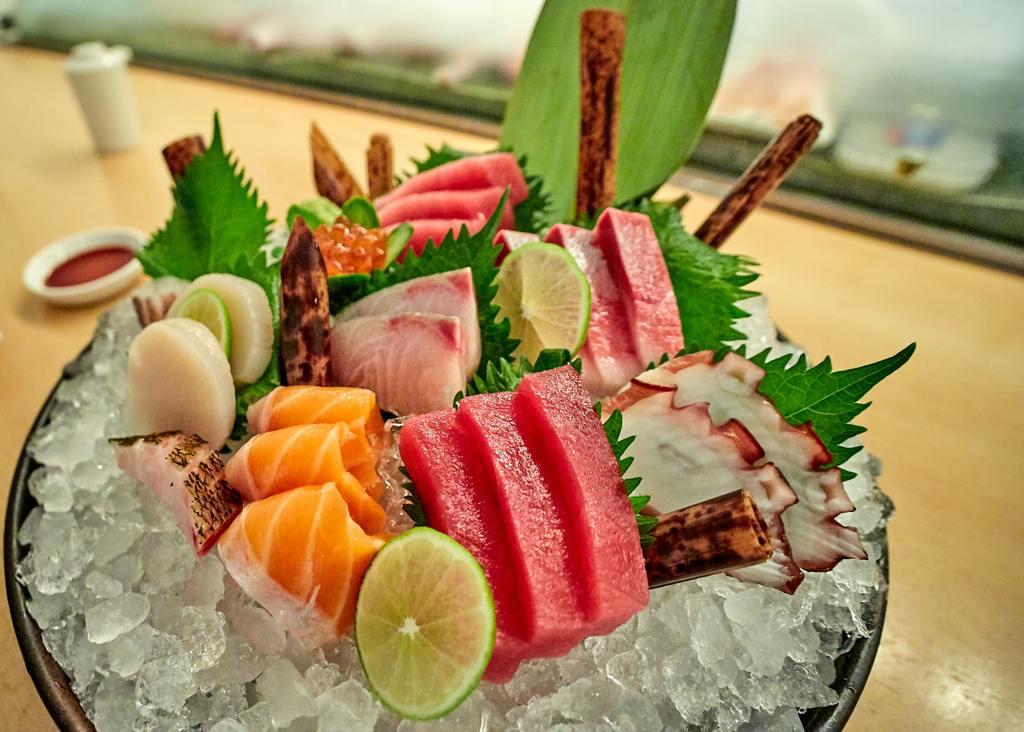 【魚生冷知識】14個關於刺身的冷知識 刺身源於中國/Wasabi是假的?