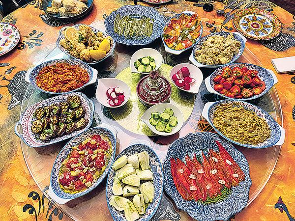 摩洛哥私房菜