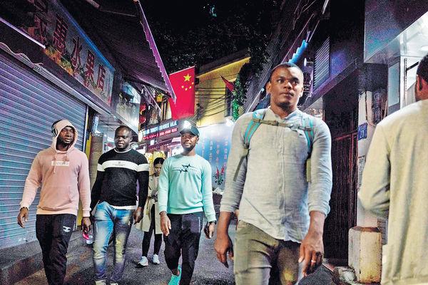廣州歧視非裔風波 尼日利亞︰純屬誤會