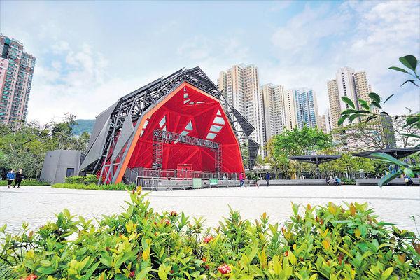 文化為本的建築:東區文化廣場