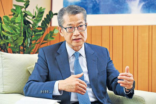 陳茂波預告首季失業率惡化