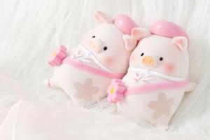 【Lulu豬香港】午餐肉罐頭豬Lulu同大家迎接春天 粉嫩櫻花Lulu豬限量登場!