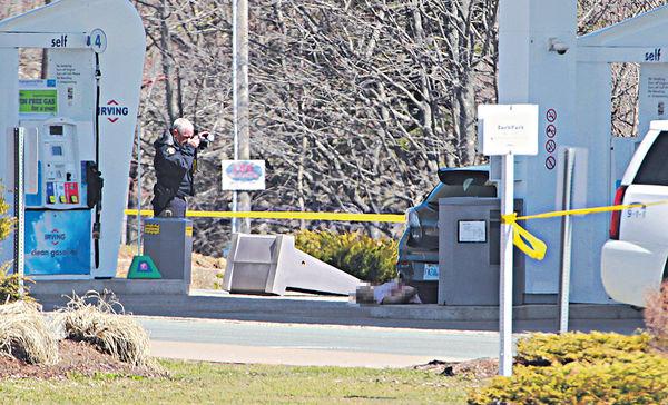 加拿大最慘槍擊案 牙醫扮警殺16人後亡