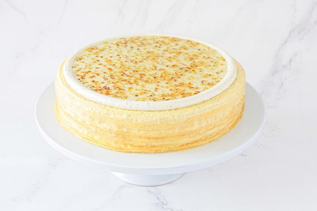 Lady M 桂花千層蛋糕
