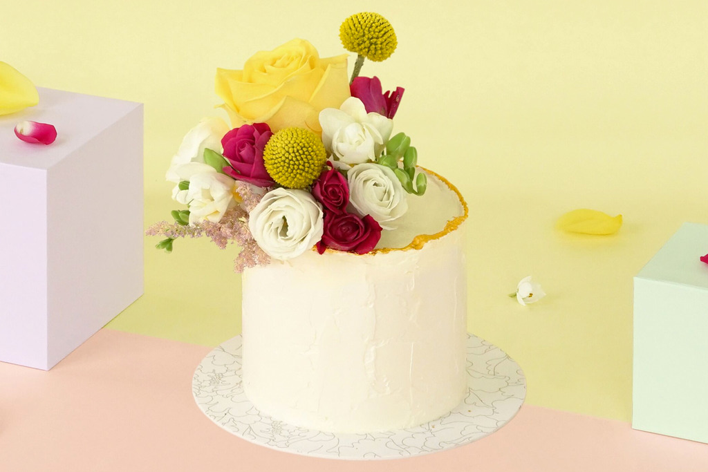 【母親節禮物2020】精選母親節蛋糕全新推介+早鳥優惠!花藝電影主題/蜂蜜伯爵茶口味/大甲芋頭椰子忌廉蛋糕