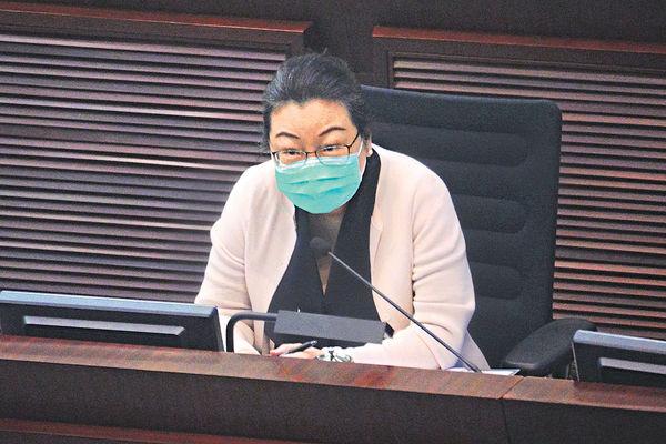 鄭若驊︰律政司檢控不涉政治考慮