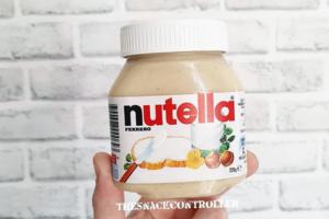 【Nutella 榛子醬】Nutella白朱古力榛子醬大熱新上市 全新配方加入牛奶朱古力!