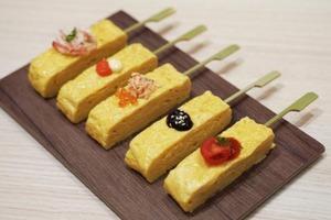 【元朗美食】人氣日式蛋料理TAMAGO-EN進駐元朗 生雞蛋拌飯/玉子串燒/梳乎厘班戟