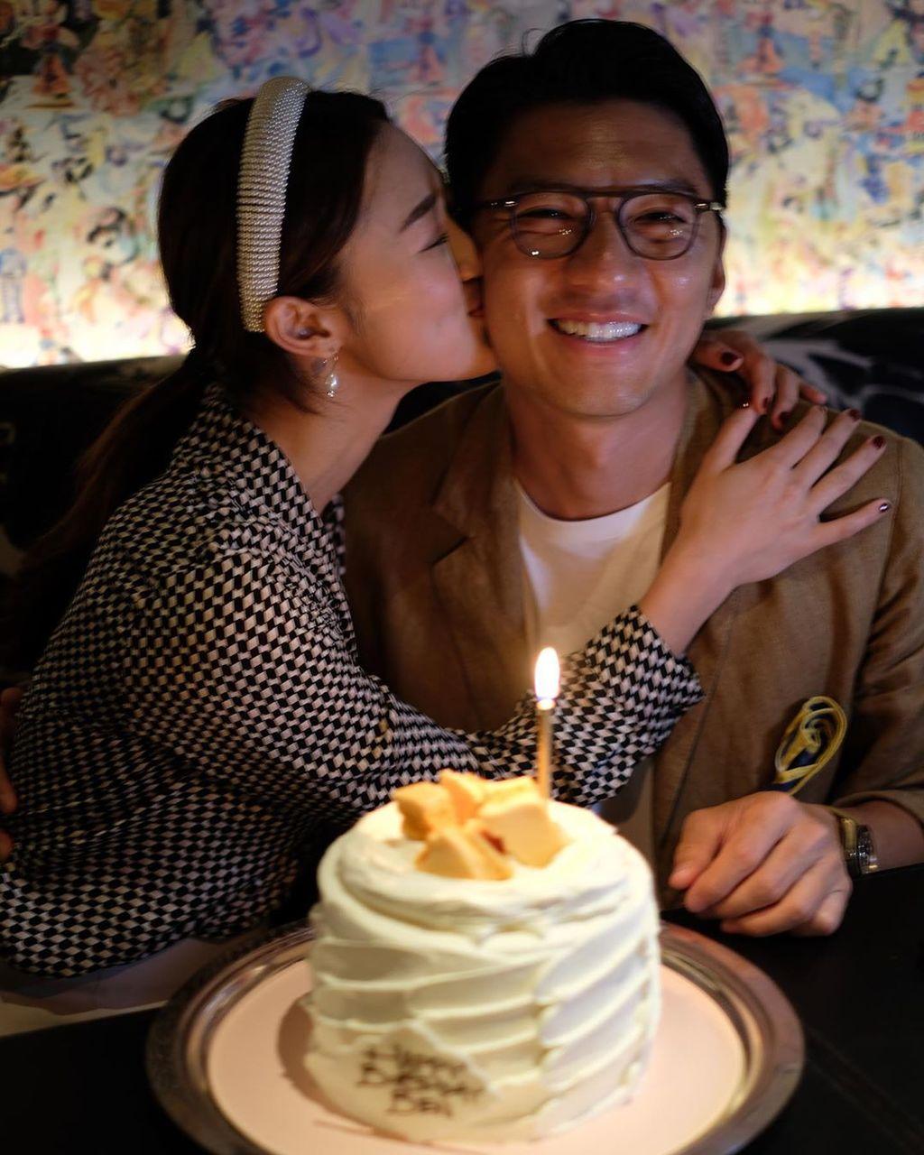 【有啲嘢喎】向39歲生日袁偉豪獻肉咀 張寶兒自爆裝修新居好事近?