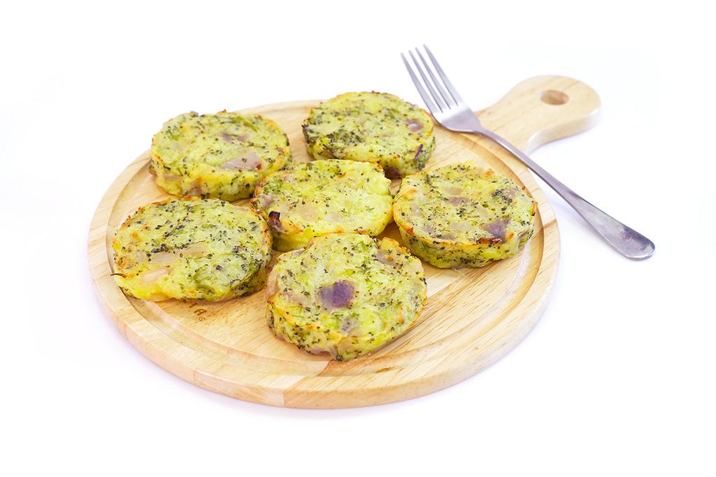 【西式食譜】內附免焗做法!5步神還原香脆簡易食譜  IKEA 蔬菜薯餅