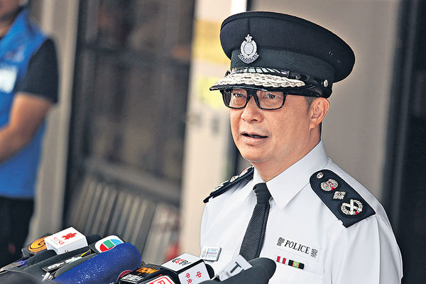鄧炳強被指無視家居僭建 警稱報道失實