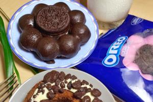 【台灣全聯必買2020】台灣超市新推出Oreo冬甩甜品系列 朱古力/士多啤梨味波堤/甜甜圈蛋糕