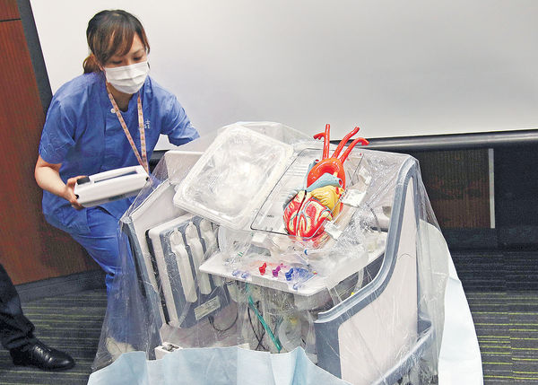 瑪麗養心機 善用「邊緣心臟」助移植 料每年多3至5人可換心