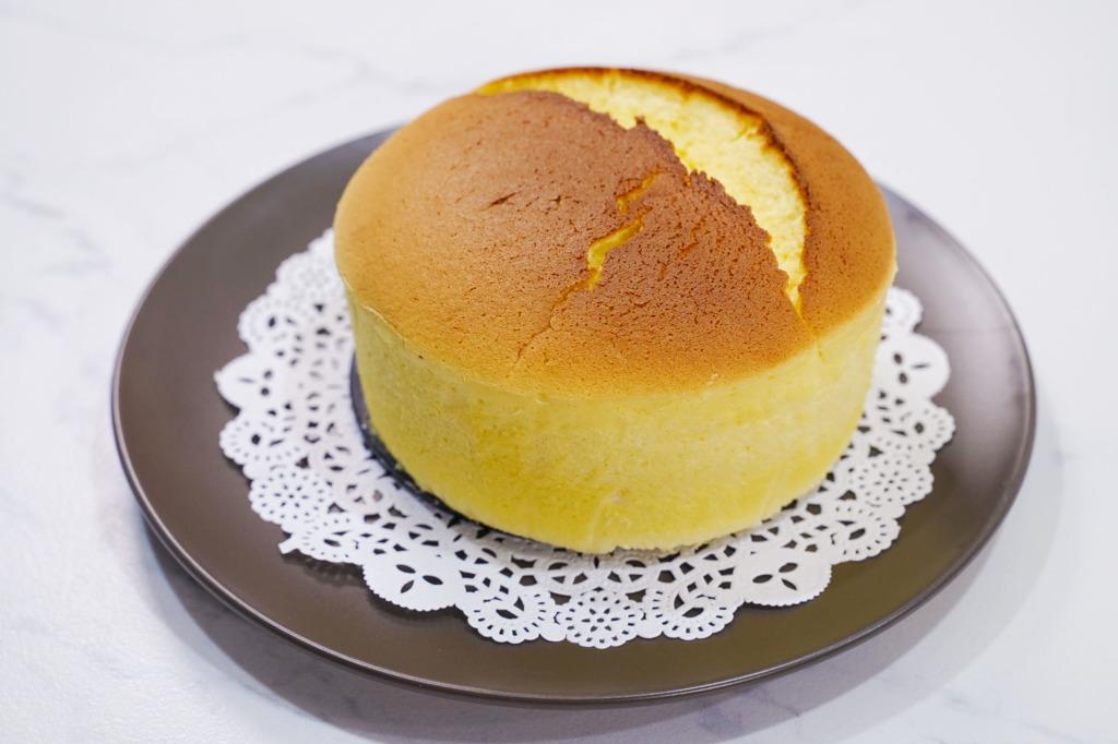 【蛋糕食譜】簡易超鬆軟甜品食譜  濃厚日式芝士蛋糕