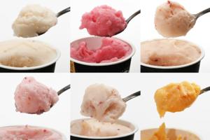 【日本甜品推介】日本6級濃度桃味雪糕 啖啖桃肉+清甜果香!