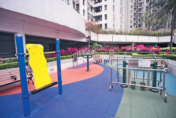 遊樂場設計賽 推動老幼同玩 房協理大合辦 作品或成未來參考