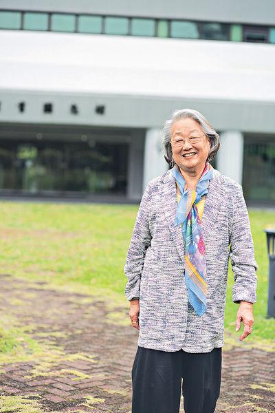 85歲高錕太太的不老秘技 活到老動到老