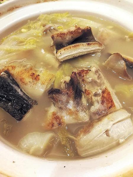 在工廠飯堂的日子 #川味小米椒煮蒲魚