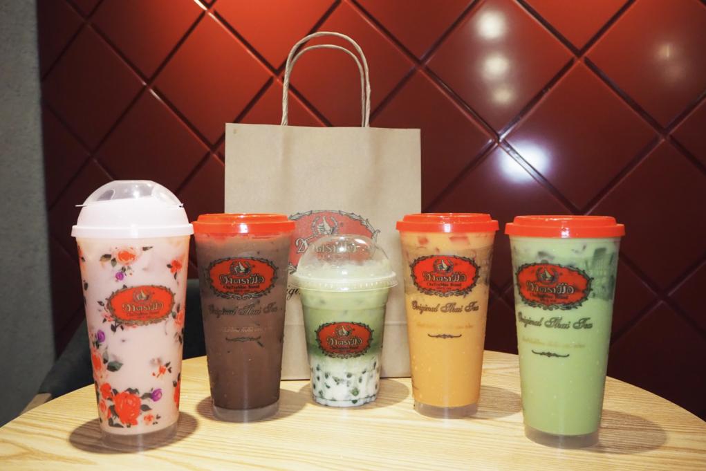 【尖沙咀美食】泰國人氣手標茶ChaTraMue再開兩間新分店!即將進駐尖沙咀及將軍澳