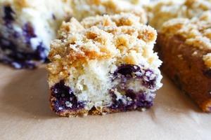 【蛋糕食譜】簡單易整!雙重口感蛋糕食譜 藍莓金寶蛋糕