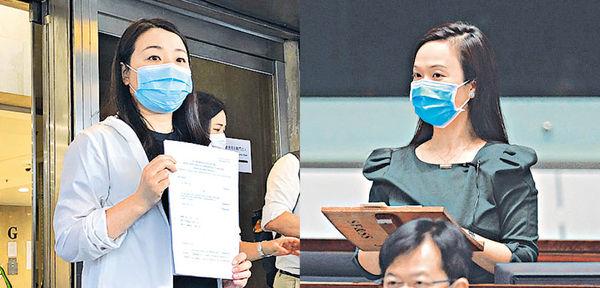 參與補選被DQ 高院裁劉小麗勝訴 陳凱欣非妥為當選
