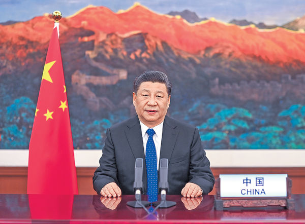 中國在世衞大會中的外交勝利