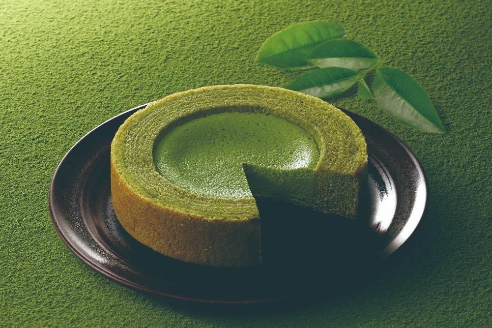 【日本便利店】日本便利店x抹茶老店「上林春松本店」 推出超濃抹茶芝士年輪蛋糕