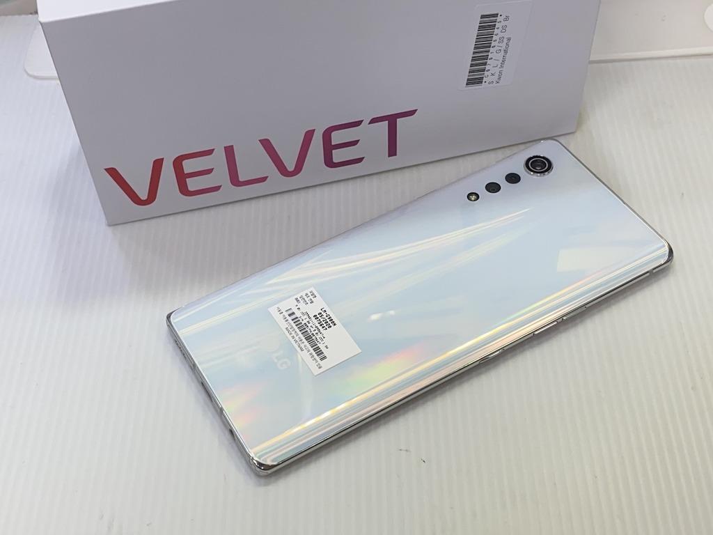 型格韓水LG Velvet 上手!準旗艦效能不俗- ezone.hk - 教學評測- 新品測試- D200522