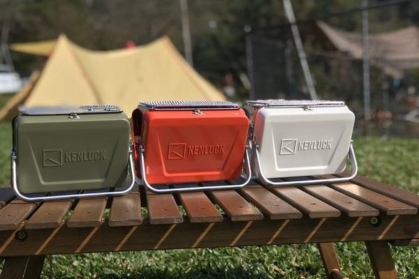 【野餐食物】野餐/露營隨時BBQ冇難度!文青森林系便攜式迷你烤肉架