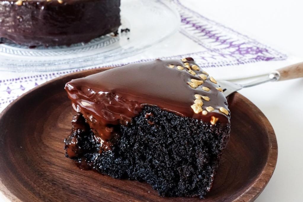 【蛋糕食譜】只需3種材料就輕鬆做到! 超簡單香濃OREO朱古力蛋糕 內附免焗方法