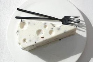 【首爾Cafe】韓國首爾白色藝術風Cafe「Another Room」 推出芝士造型Oreo cheese cake