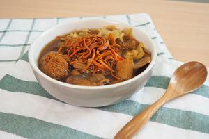 【夏天湯水】減肥恩物!健腸胃+預防脂肪肝  蟲草花鮑魚菇雪耳湯