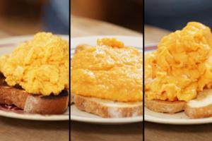 【炒蛋食譜/炒滑蛋技巧】英國廚神Jamie Oliver示範3款嫩滑炒蛋食譜 簡單煮出英/美/法式炒滑蛋!