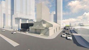 油麻地戲院第2期發展 加建部分新舊兼容
