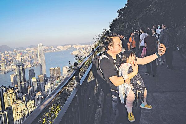 旅發局下周推計劃 逾萬優惠谷本地遊