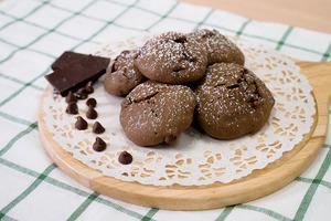 【brownie 食譜】3步整出外脆內軟朱古力甜品  布朗尼曲奇食譜