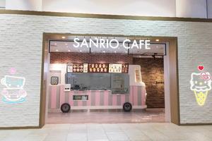 【日本Sanrio Cafe】東京新Sanrio咖啡店登陸池袋 超可愛造型可麗餅/雪糕/多個打卡位