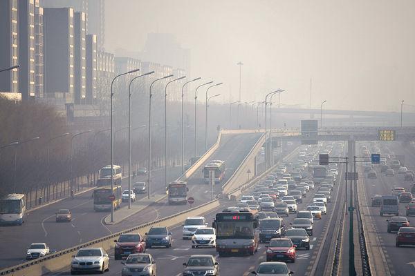 內地空氣污染有改善 官方:京津成防治重點