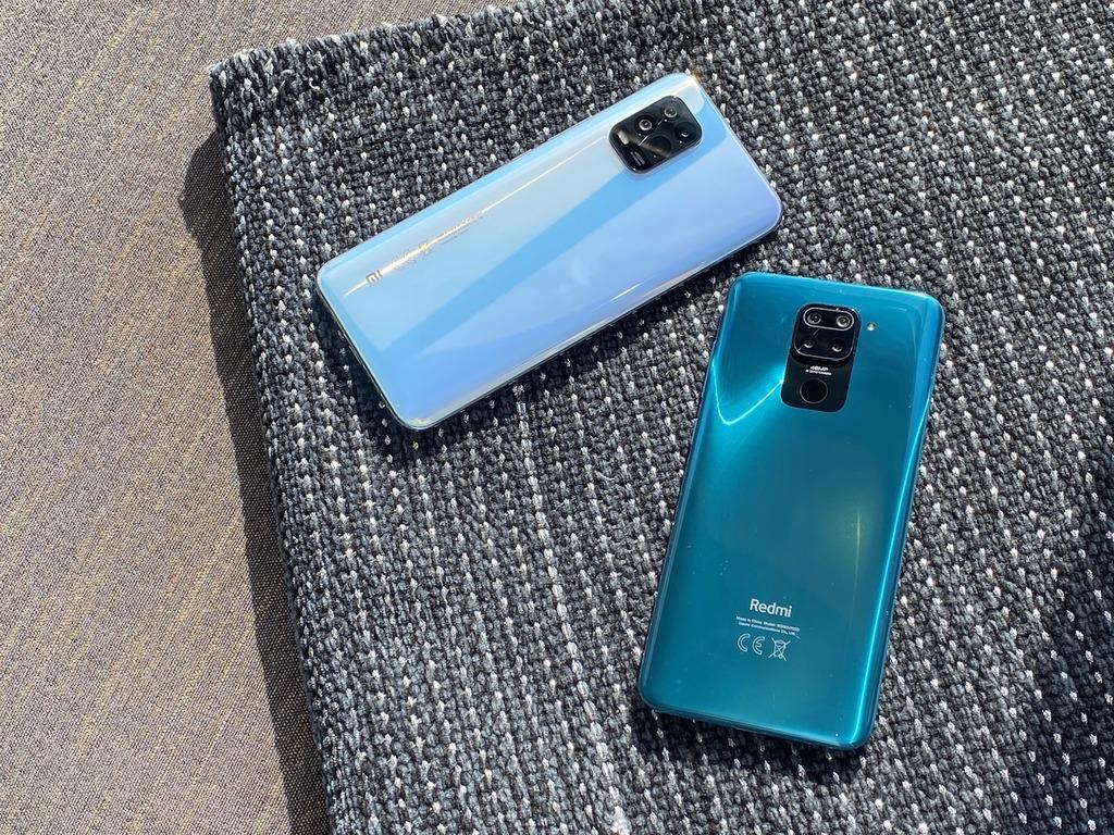小米 10 Lite 5G 成最平 5G 手机!同场加映 Redmi Note 9