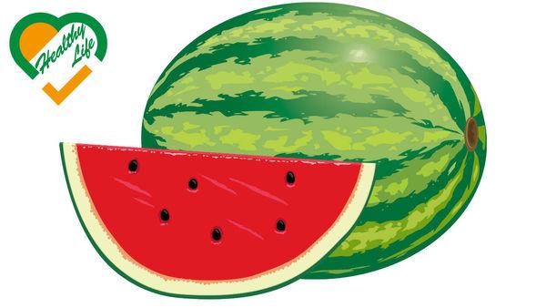 食西瓜消暑 腎弱患糖尿不宜