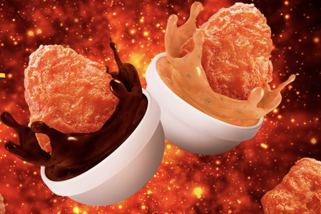 【日本麥當勞】日本麥當勞辣味麥樂雞回歸!配超惹味墨西哥辣椒芝士醬/黑麻婆醬