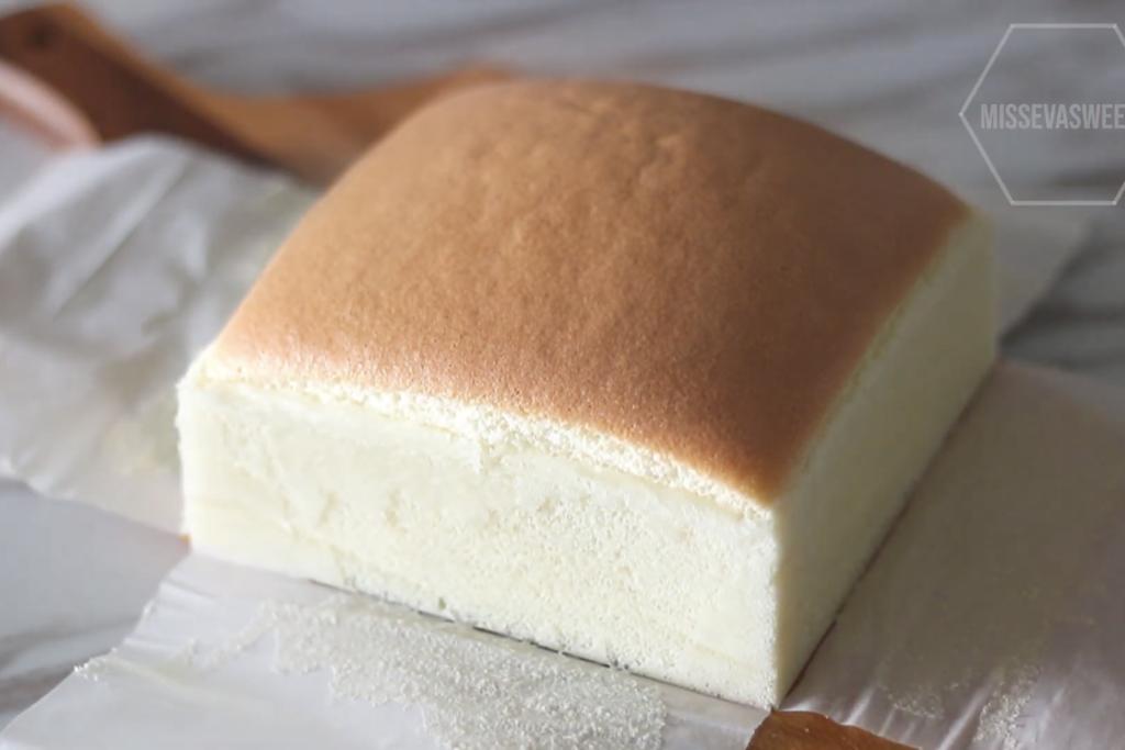 【蛋糕食譜】5步完成超鬆軟 古早味蛋糕
