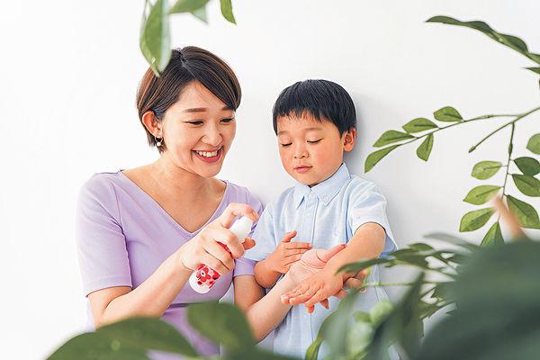 7款驅蚊劑DEET濃度過高 兒童勿用 可致皮疹起水泡