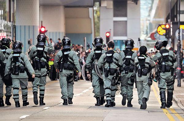 監警會收1844宗投訴 涉反修例 警設5小組跟進建議