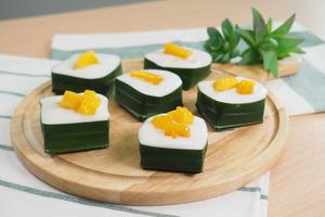 【甜品食譜】4步簡易完成泰式甜品  芒果椰汁西米糕食譜