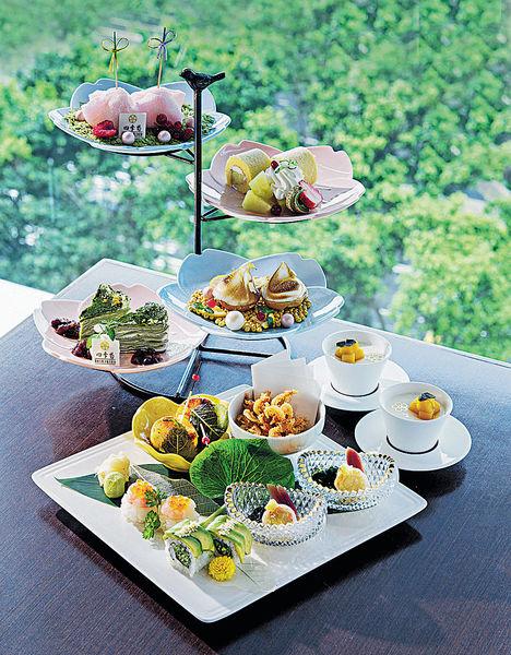 四季菊日本餐廳 嘗日式下午茶