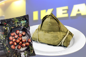 【IKEA雪糕】IKEA推出端午節限定肉丸糉!美食站人氣榴槤新地筒同步回歸