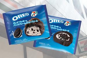 【便利店新品】7-Eleven推出8款7-SELECT日本直送甜品系列  OREO曲奇忌廉瑞士卷/OREO曲奇忌廉泡芙/OREO甜品杯