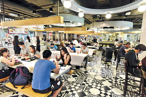 飲食界晚市優惠誘客到 7月7折8月8折 料逾千店參與